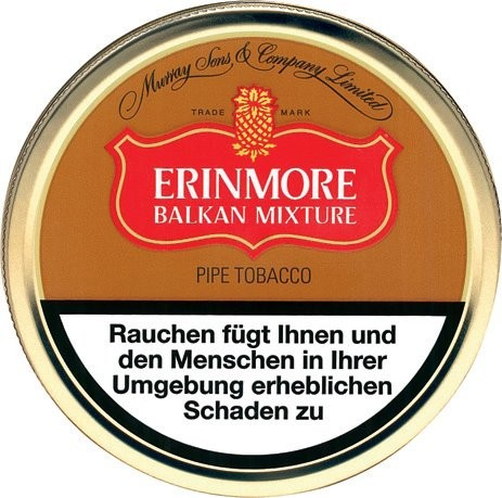 Erinmore Balkan Mixture - 50g Tin