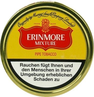 Erinmore Mixture - 50g Tin