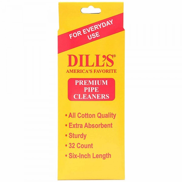 Dill's Premium Pipe Cleaners 32er Pack