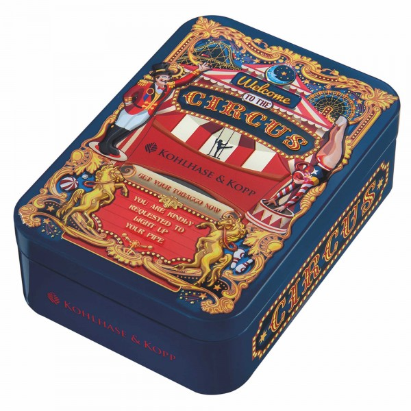 Kohlhase & Kopp Limited Edition Circus 2020 -100g Tin