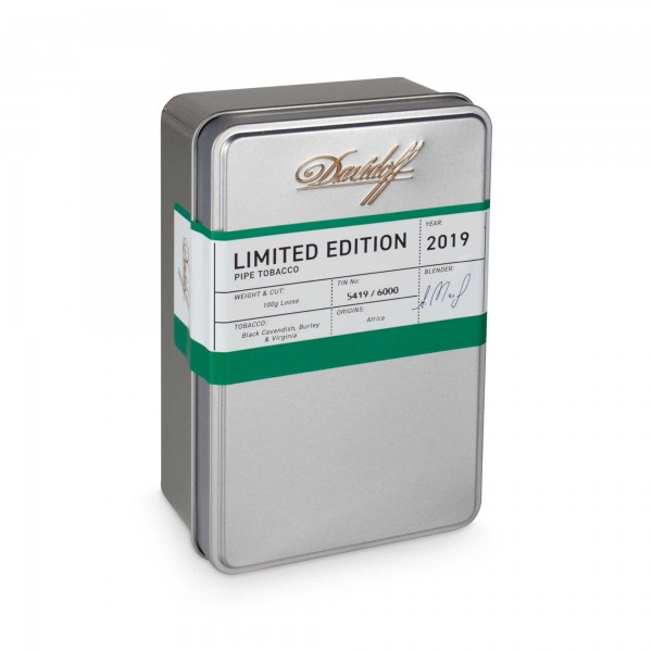 Davidoff Pfeifentabak Limited Edition 2019 100g Tin