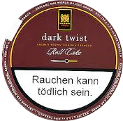 Mac Baren Dark Twist - 100g Tin