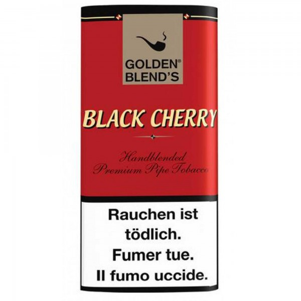 Golden Blend's Pfeifentabak Black Cherry - 40g Beutel