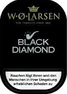 Larsen Black Diamond - 100g Tin