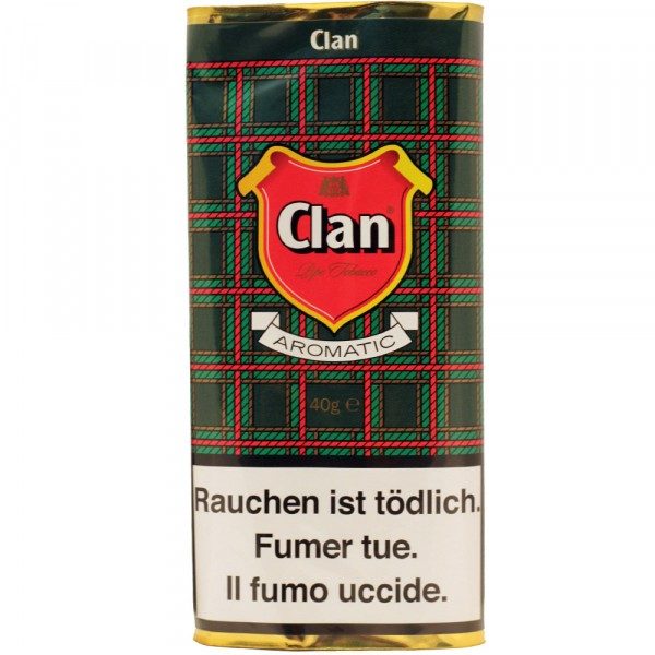 Clan Aromatic - 40g Beutel